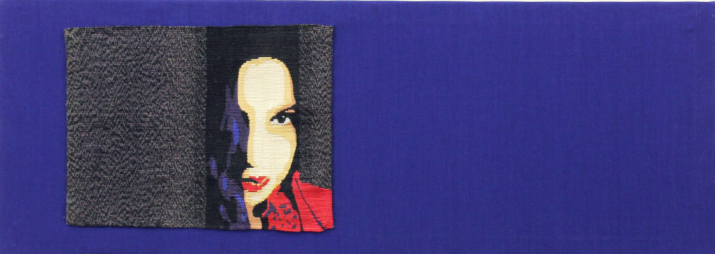 retrato tapiceria
