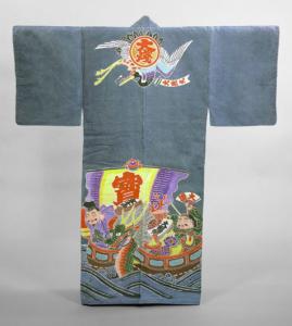 Kimono con katazome